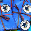 Mischief Maker Personalised Filled Party Bag in Royal Blue