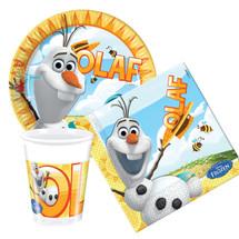 Olaf on the Beach Party Tableware