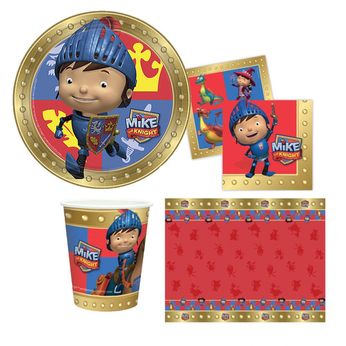 Mike the Knight Party Pack