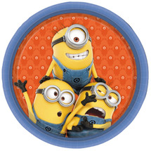Despicable Me Paper Party Plate