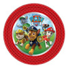 Paw Patrol Paper Plate