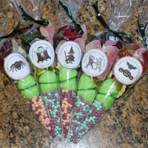 Halloween Themed Sweet Cone