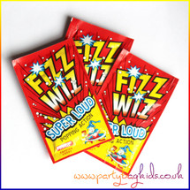 Strawberry Fizz Wiz Trio