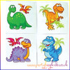 Dinosaur Tattoo's