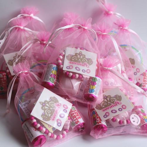 Princess Pamper Bag in Pink, Group