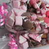 Romantic Candy Cone Close Up