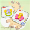 Baby Teether for Party Bags