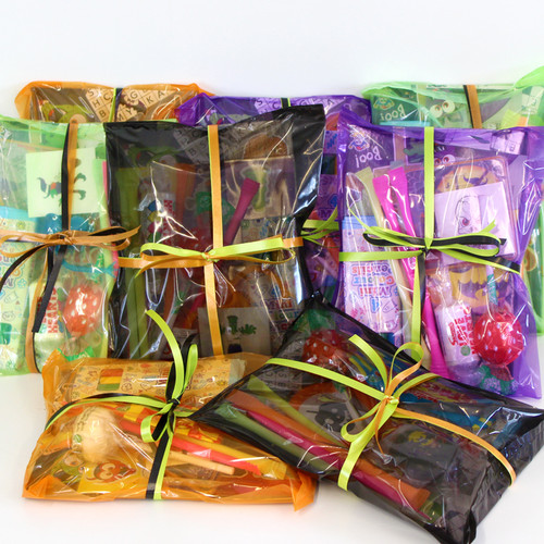 Halloween Party Parcels