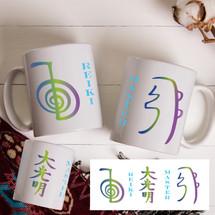 Reiki Master Gift Mug