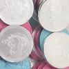 Milk Chocolate Coins - Unicorn