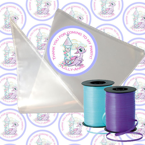 Magical Dragon Themed Candy Cone Kit