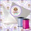 Fairy Princess Themed Candy Cone Kit