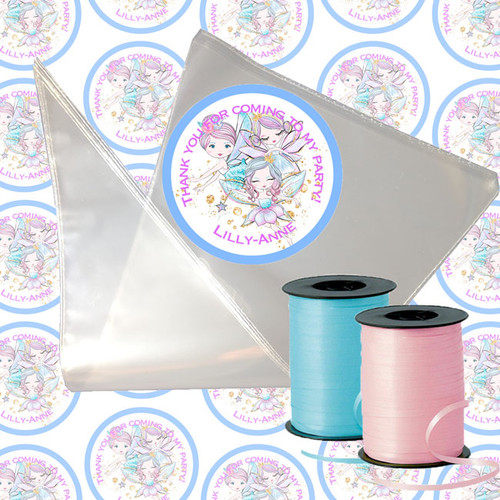 Flying Fairy Candy Cone Kits