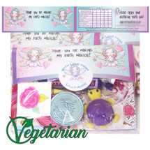 Vegetarian Party Gift Parcels: Magical Fairy