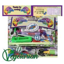 Vegetarian Gaming Party Bag