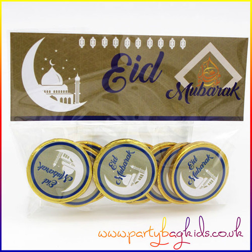 Eid themed Chocolate Coins