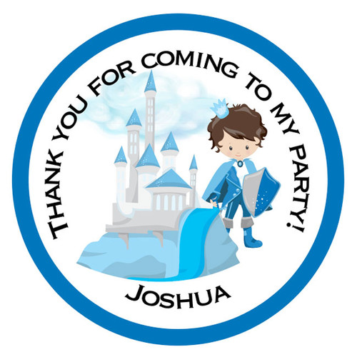 Prince Charming Stickers