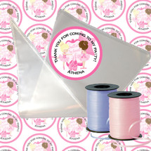 Ballet Candy Cone Kit