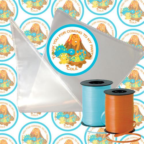 Dinosaur Candy Cone Kit