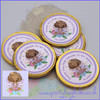Fairy Princess Chocolate Coins - Personalised