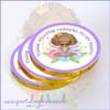Fairy Princess Chocolate Coins