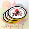 Ninja Warrior Chocolate Coins