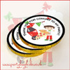Pizza Party Chocolate Coins