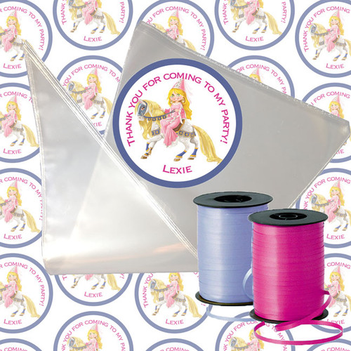 Princess and Pony Candy Cone Kit