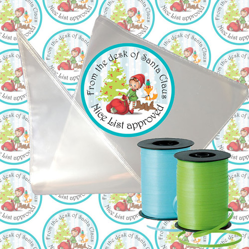 Christmas Candy Cone Kit