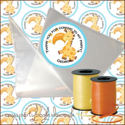 Baby Giraffe Candy Cone Kit