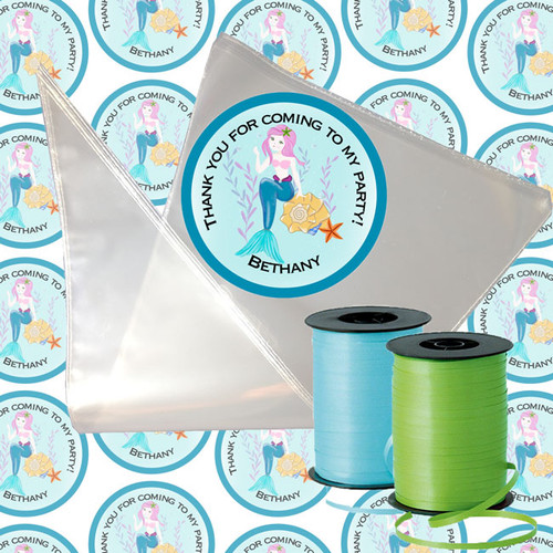 Pretty Mermaid Candy Cone Kit