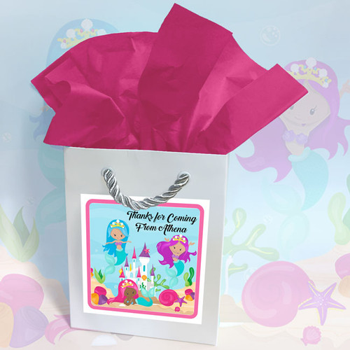 Mermaids Gift Bag