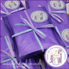 Unicorn Princess Personalised Party Bag in Purple