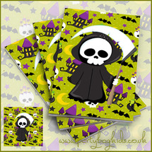 Grim Reaper Notebooks