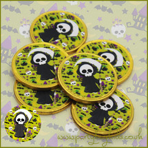 Grim Reaper Chocolate Coin Group