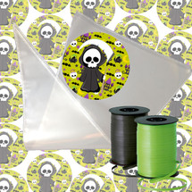 Grim Reaper Candy Cone Kit