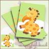 Baby Giraffe Notebooks