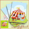 Circus Ring Notebooks