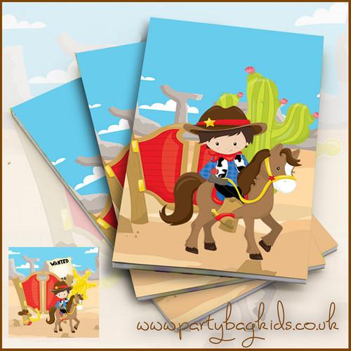 Cowboy Notebooks