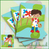 Craft Party Notebook