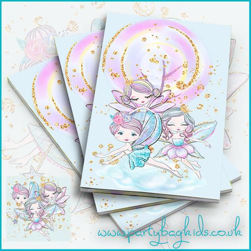 Fairy Friends Notebooks