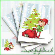Christmas Elf Notebooks