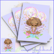 Fairy Princess Notebooks