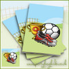 Football Trophy Notebooks