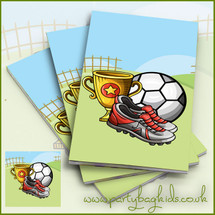 Football Trophy Notebooks