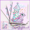 Magical Dragon Themed Notebooks