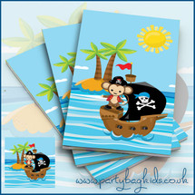 Pirate Monkey Notebooks