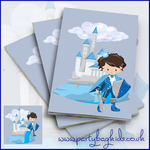 Prince Charming Notebooks