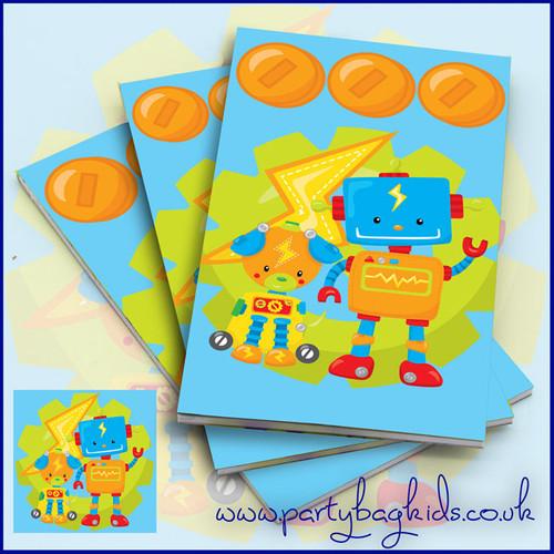 Robot Notebooks