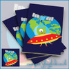 Space Aliens Notebooks